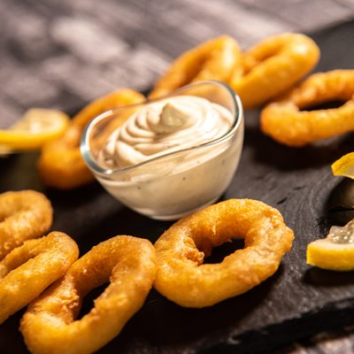 Proper Pizza & Pasta Starter - Onion Rings 02