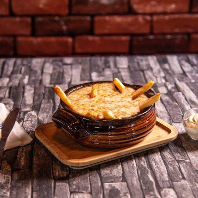 Proper Pizza & Pasta Aperitive - Cartofi Proper