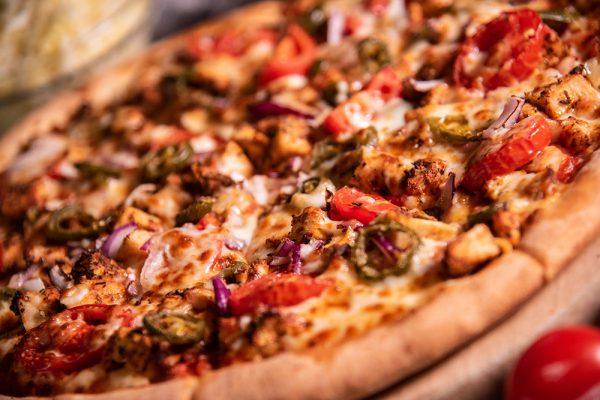 Proper Pizza & Pasta Cajun Pizza 02