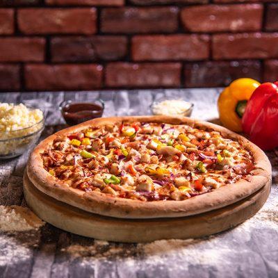 Proper Pizza & Pasta Chicken BBQ