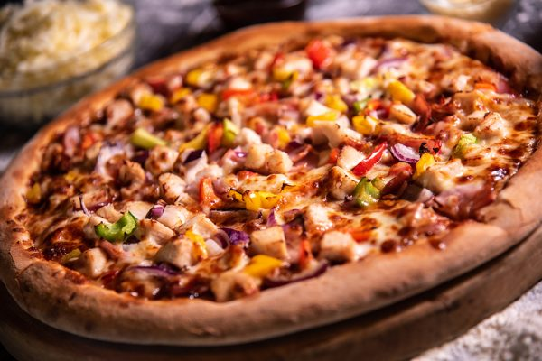 Proper Pizza & Pasta Chicken BBQ 02