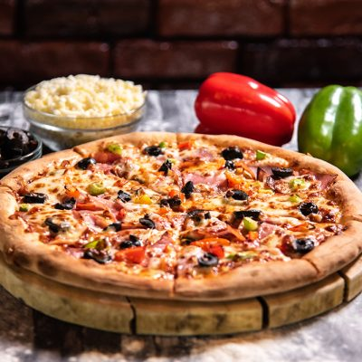 Proper Pizza & Pasta Pizza Casei