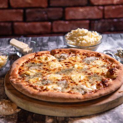 Proper Pizza & Pasta Quattro Formaggi
