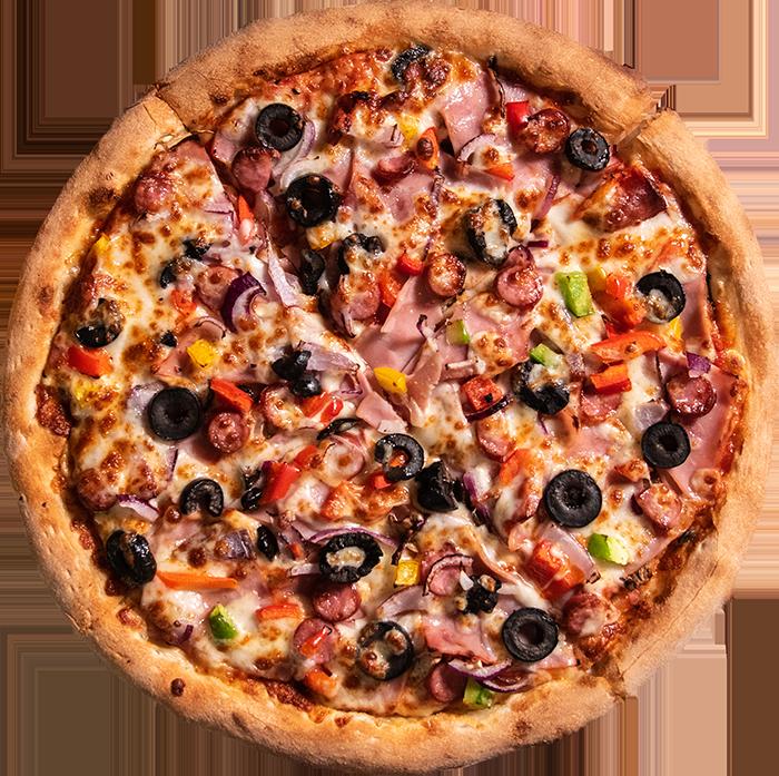 Proper Pizza & Pasta - Pizza Proper