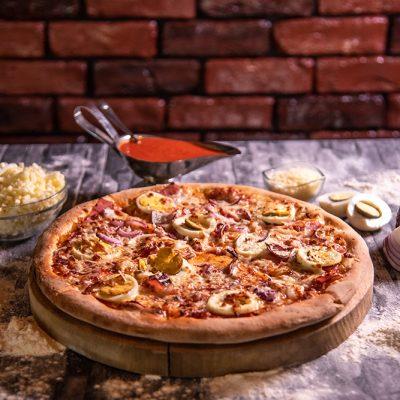 Proper Pizza & Pasta Carbonara