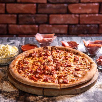 Proper Pizza & Pasta Carnivora