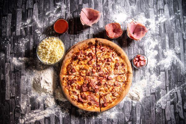 Proper Pizza & Pasta Carnivora 01