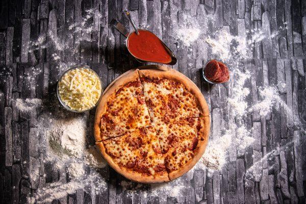 Proper Pizza & Pasta Pepperoni 01