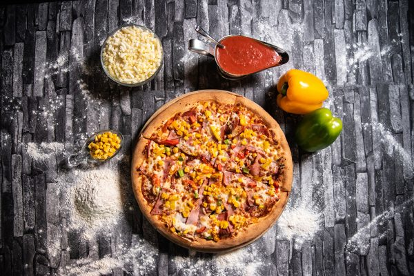 Proper Pizza & Pasta Quatro Stagioni 01