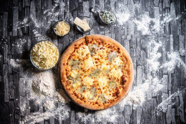 Proper Pizza & Pasta Quattro Formaggi 01