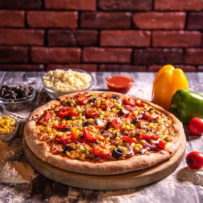 Proper Pizza & Pasta Vegetariana