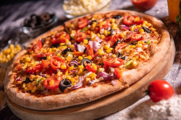 Proper Pizza & Pasta Vegetariana 02