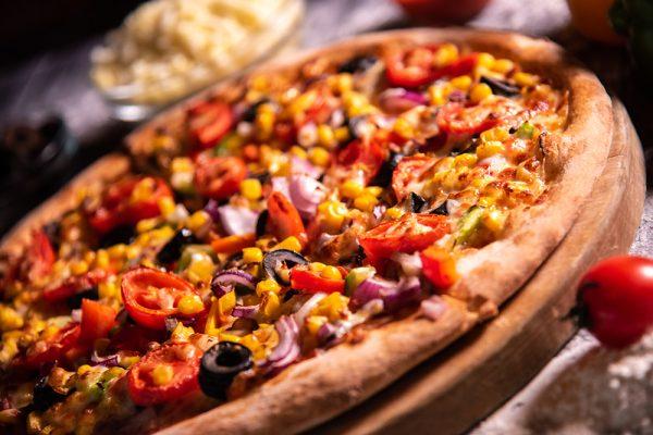 Proper Pizza & Pasta Vegetariana 03